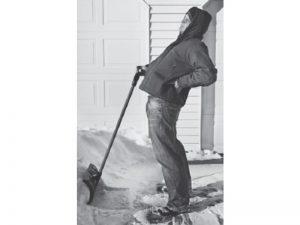 shoveling tips